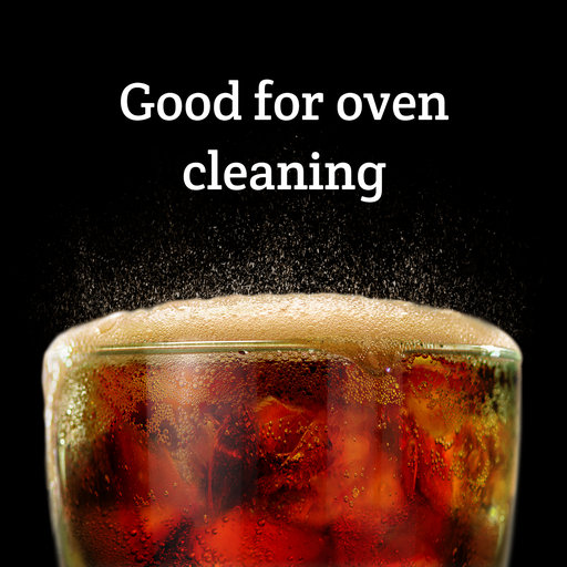 Cola Oven Cleaner image by Coke Man (via Shutterstock).